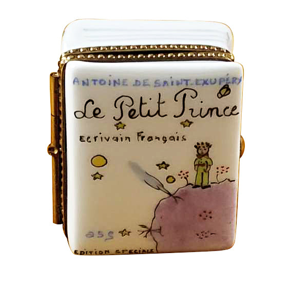 The Little Prince La Petit Prince Book Limoges Box