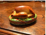 Roast Turkey Limoges Box