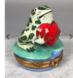 Frog - Je T'Aime Limoges Box