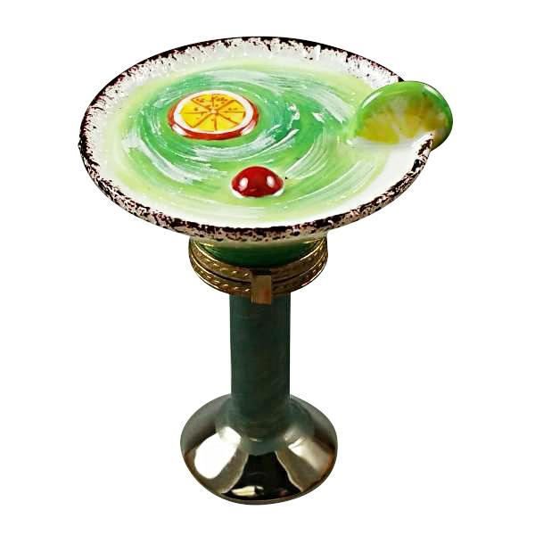 MARGARITA GLASS LIMOGES BOXES BOUTIQUE