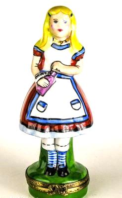 Alice in Wonderland - RARE RETIRED - 3 Extra Days to Ship