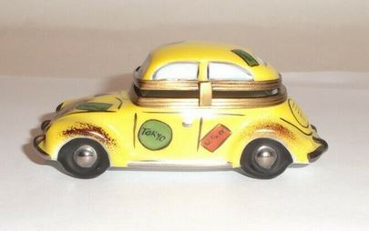 Love Bug Car VW Hippie - This will take 3 xtra Days to Ship