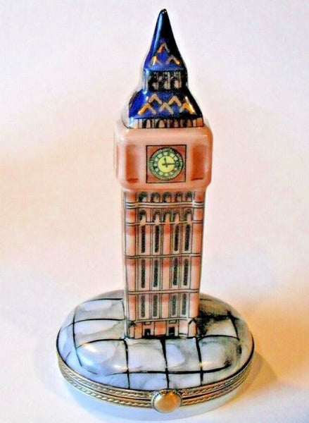 Big Ben Monument London Building- - La Gloriette