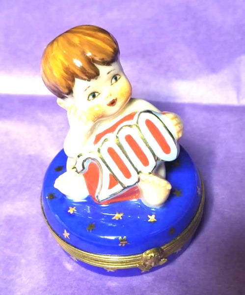 Year 2000 Baby Boy - Overstock Item