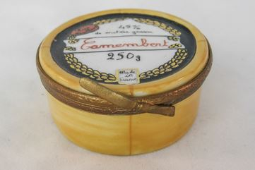 Camembert Cheese  - EXTREMELY RARE RETIRED - 3 Extra Days to Ship