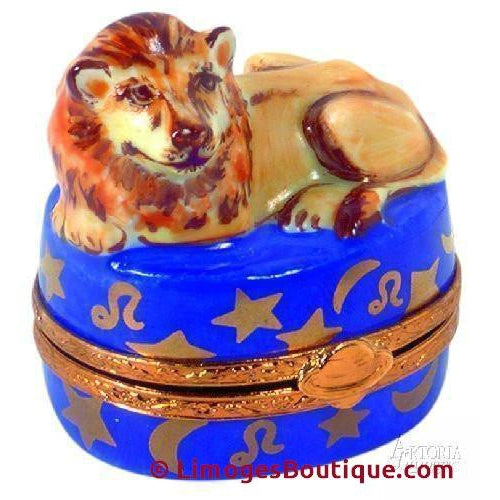 Leo-birthday leo zodiac-Artoria-Limoges Box Boutique