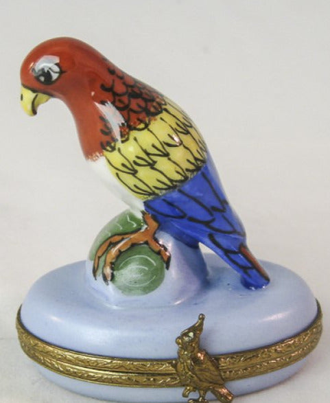 Colorful Parrot - RARE RETIRED - 3 Extra Days to Ship