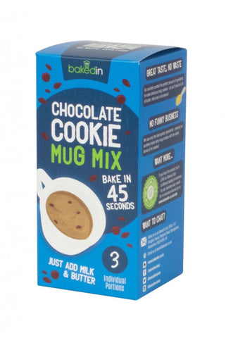 Gooey Chocolate Mug Cookie Mix