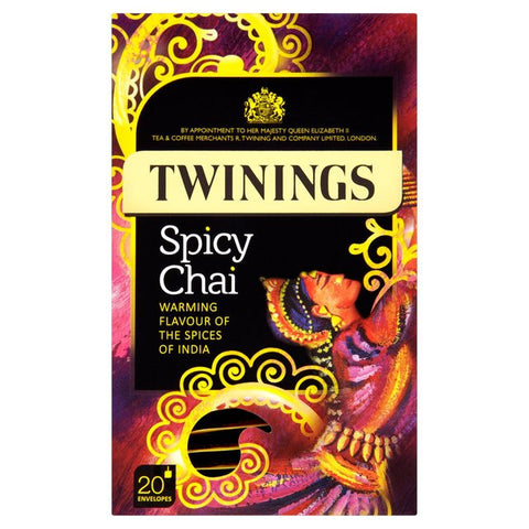 Twinings - Spicy Chai