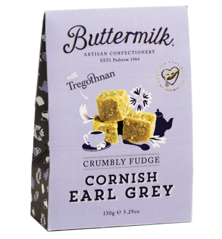 Cornish Earl Grey Fudge