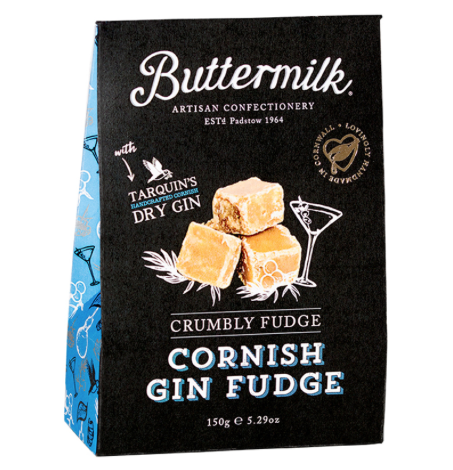 Cornish Gin Fudge