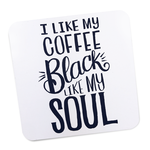 Coaster - Coffee Soul