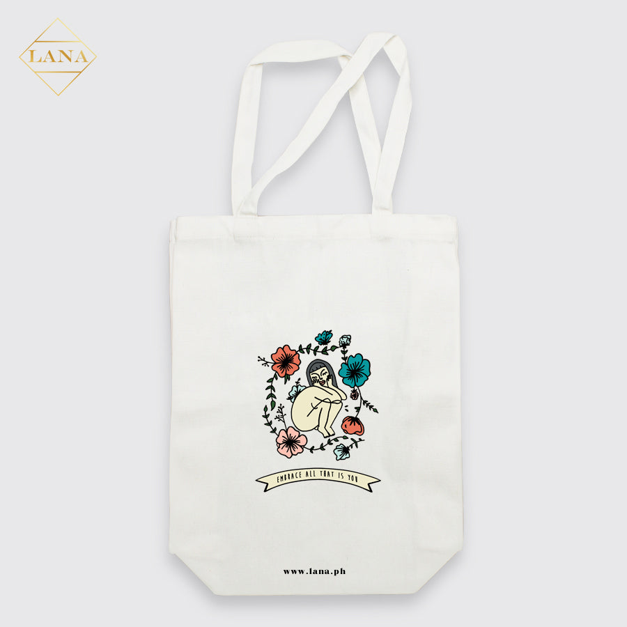 Embrace All That is You Tote Bag