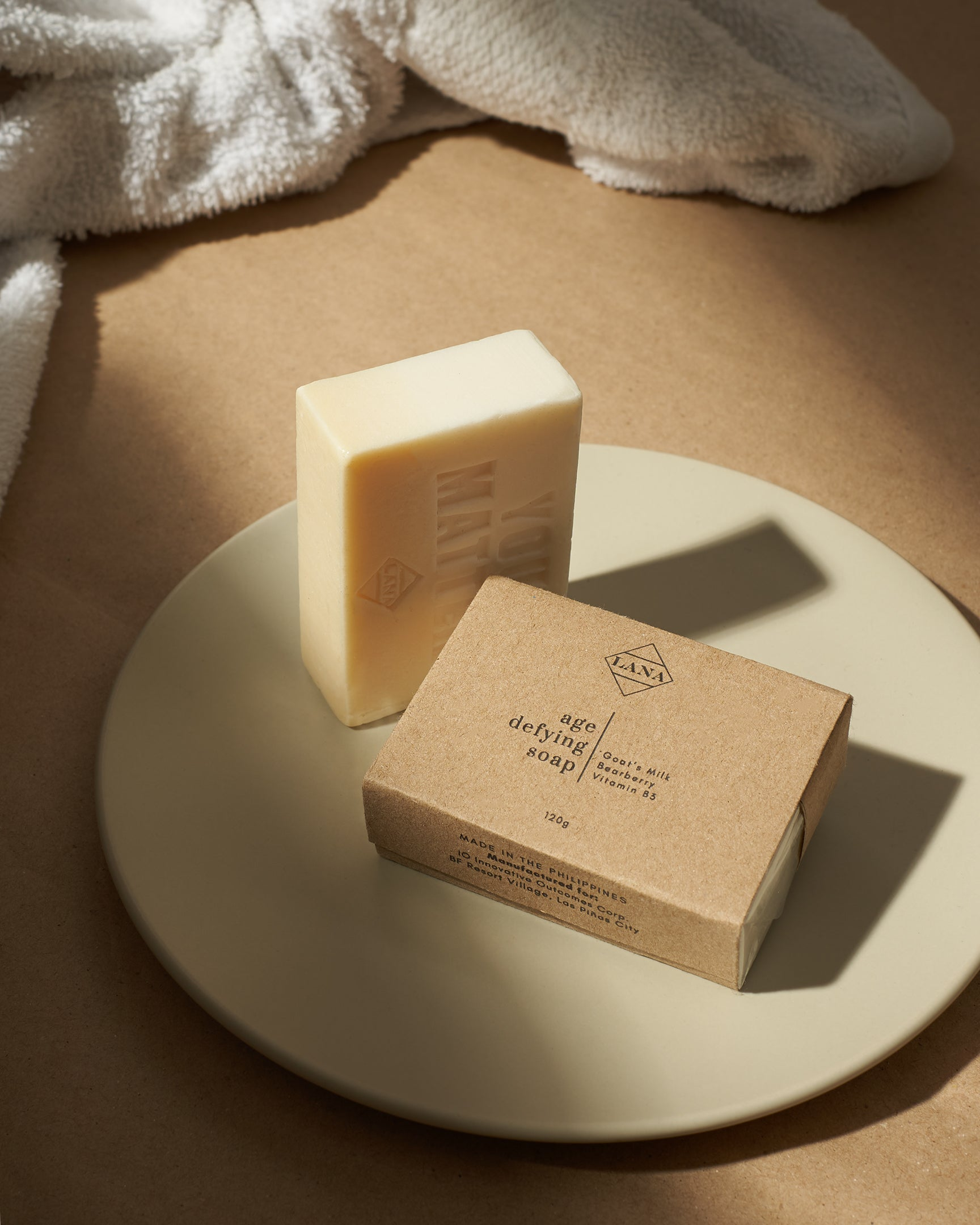 Age Defying Soap