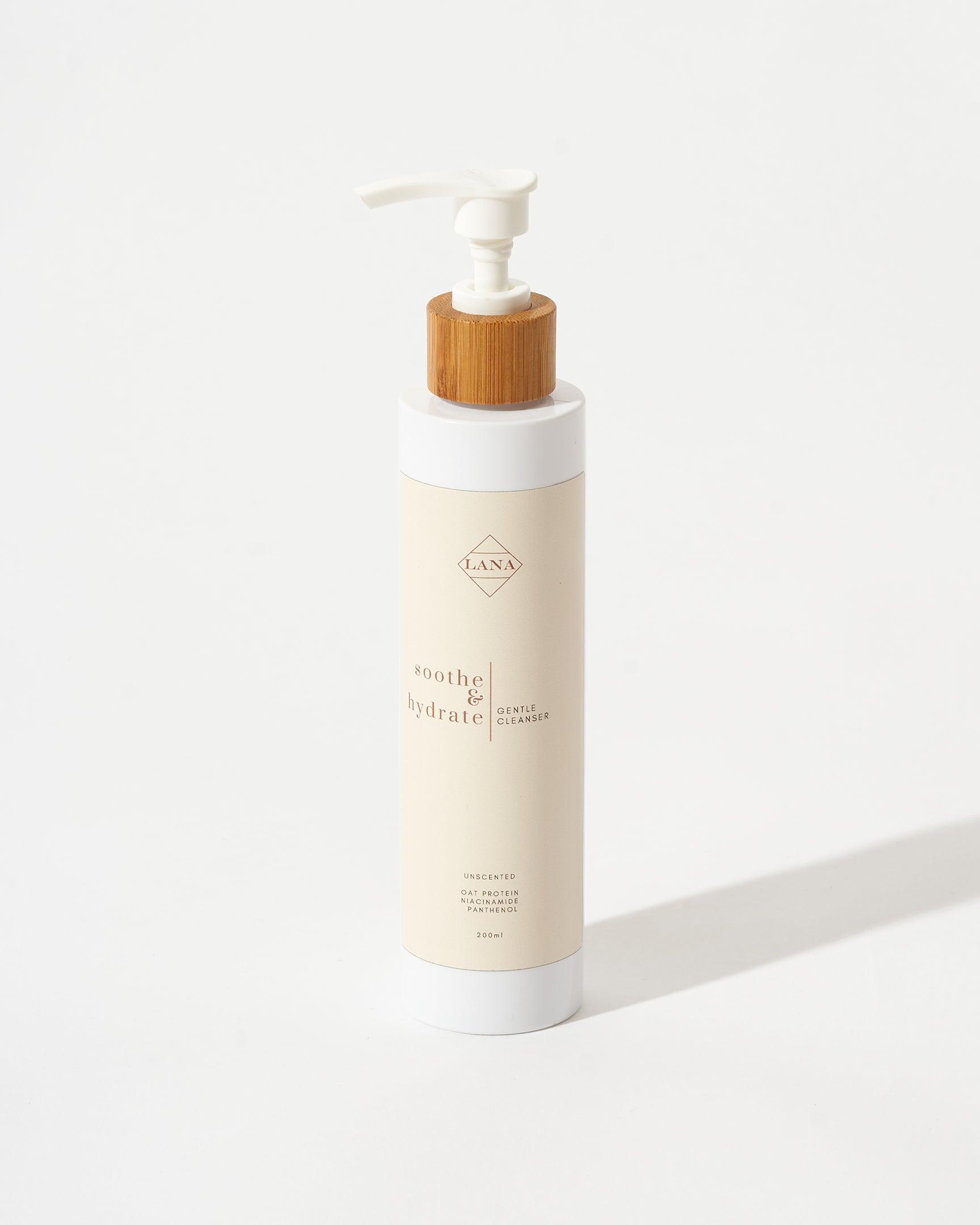 Soothe & Hydrate Gentle Cleanser