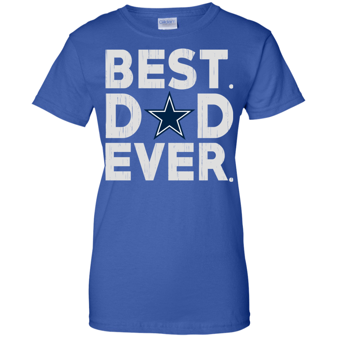 adb68348 Father's Day Dallas Cowboys- Father's Day Gift Best Dad Ever Shirt ...