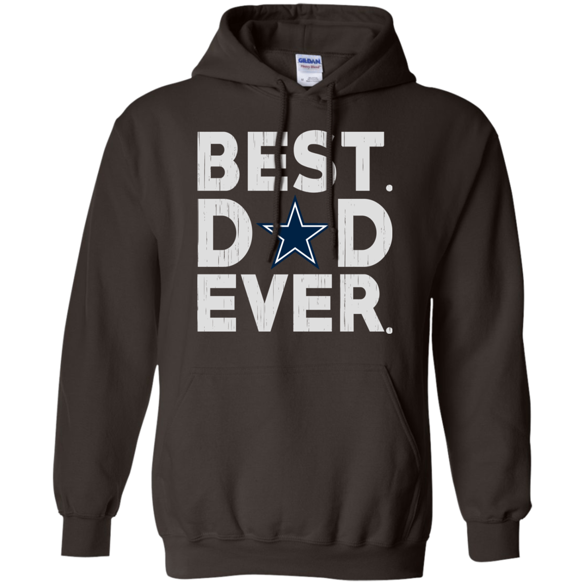 46a79f770 Father s Day Dallas Cowboys- Father s Day Gift Best Dad Ever Shirt –  USATeeCollection Store