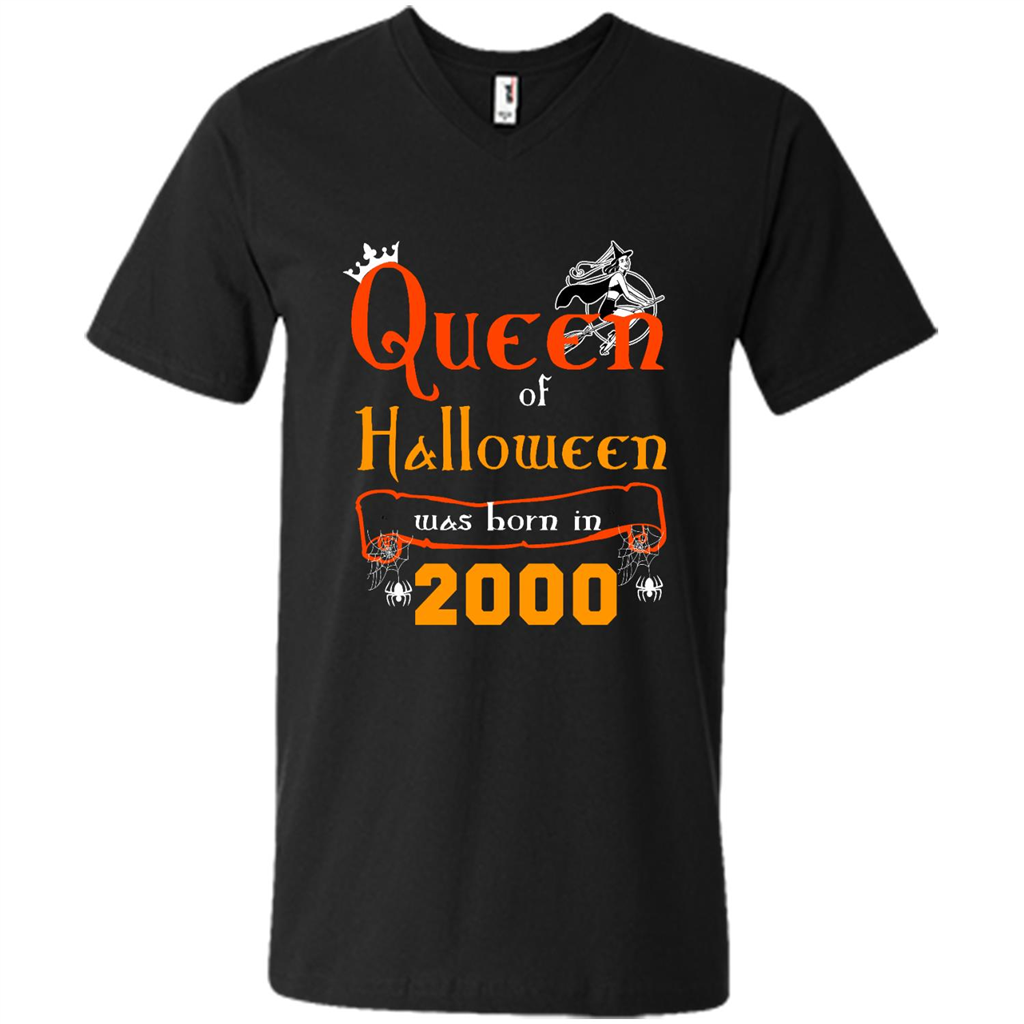 Queens Of Halloween Are Born In 2000 Shirts
