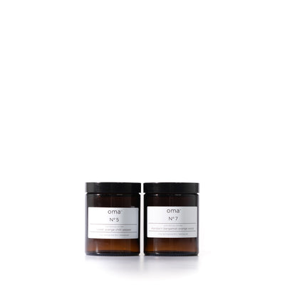 Bundle: Soy Candles N°5 & N°7