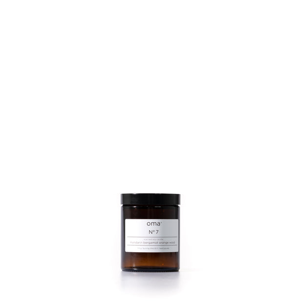 N°7 - Soy Candle, 170g