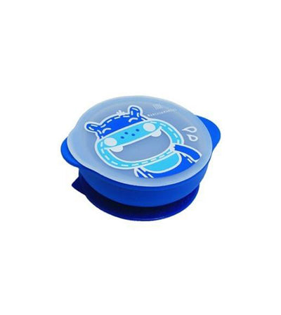 Marcus & Marcus suction bowl with lid