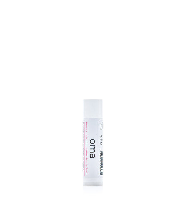 Blush Sheer Tint Protective Lip Balm