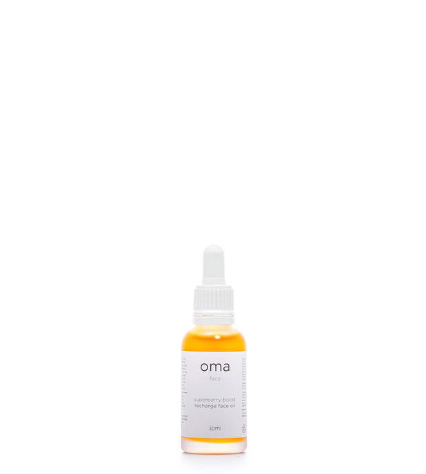 Superberry Boost Recharge Face Oil, 30ml