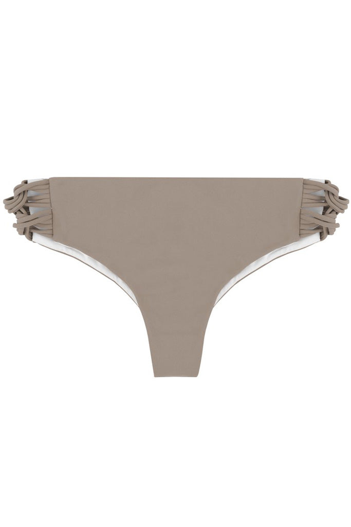 Borneo Bottom with skinny string details on the side
