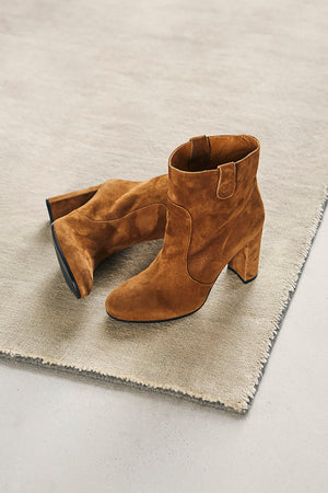 Preston brown suede boot