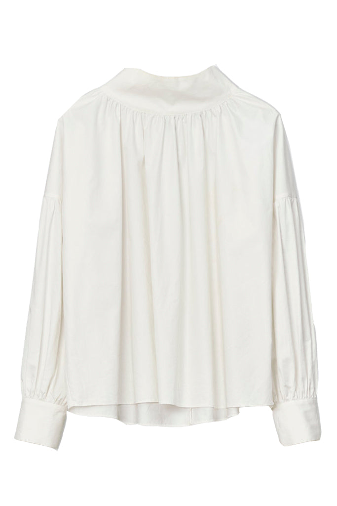 White Kellman cotton blouse