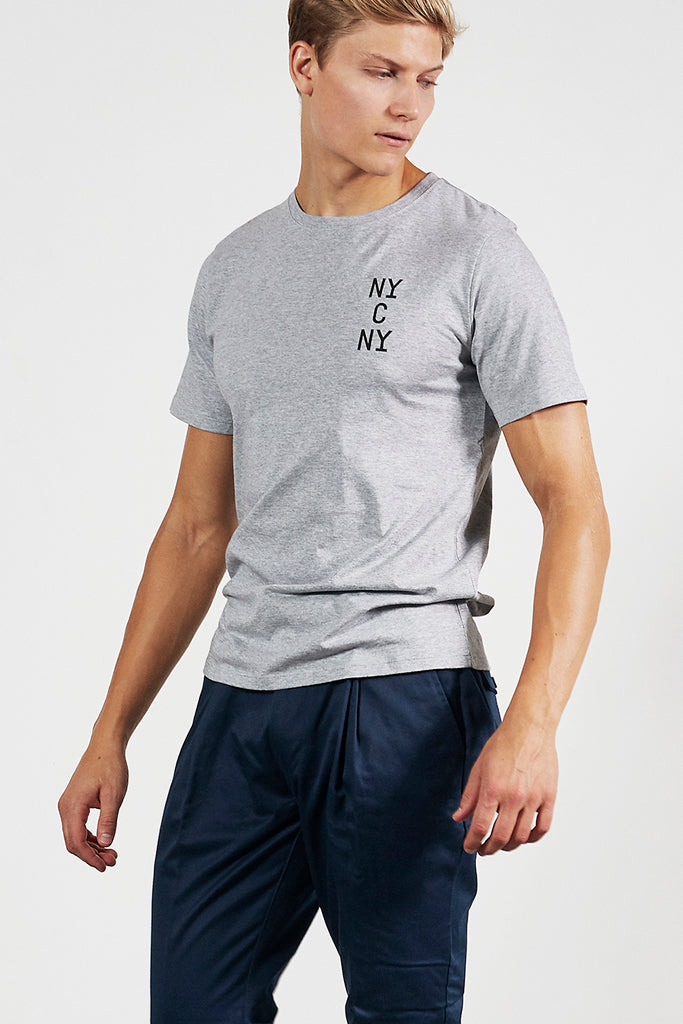 NYC grey t‑Shirt