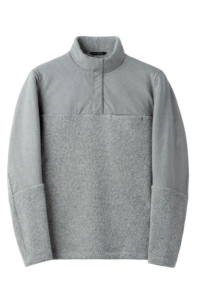 Tactical fleece pullover