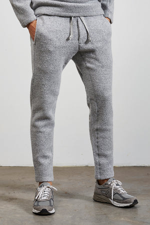 Tactical fleece pants
