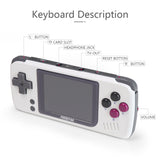 PocketGO Portable Handheld Retro Game