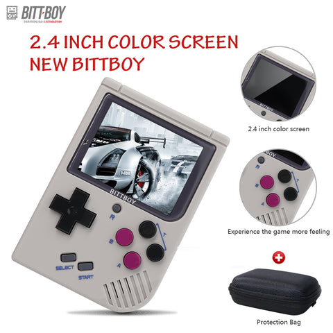 New BittBoy V3.5 Retro Game Console