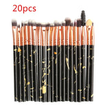 15pcs Make Up Brushes Multifunctional Makeup Brushes Concealer Eyeshadow Foundation 2019 Makeup Brush Set Tool pincel maquiagem
