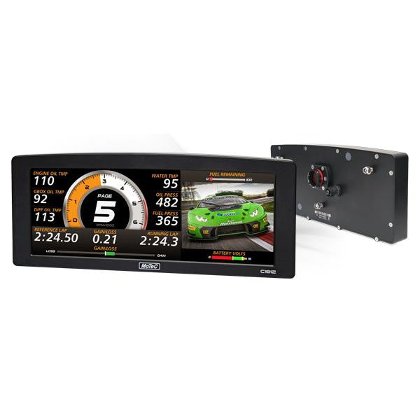 MoTec C1212 Colour Dash Display Logger - Street FX Motorsport & Graphics