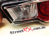 4x 21W T20 & 2x 5W T10 Chrome coated Amber indicator lights - Street FX Motorsport & Graphics