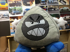 GIANT ROTOR RONNIE!! Massive 85cm Plush Toy *UNSTUFFED* - Street FX Motorsport & Graphics