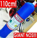 GIANT 110cm NOS Pillow *UNSTUFFED* - Street FX Motorsport & Graphics