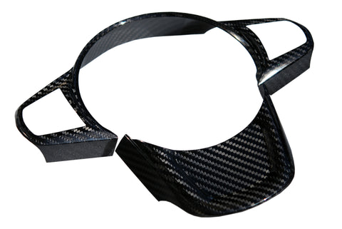 Dry Carbon Steering Wheel Cover Supra MKV A90
