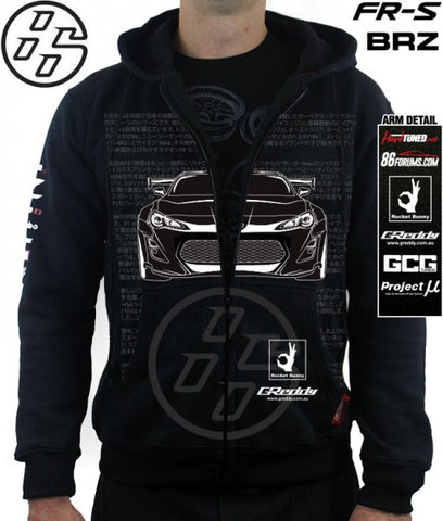 FT86 GT86 FRS BRZ Hoodie Rocket Bunny (LIMITED STOCK!)