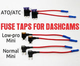 FUSE TAPS for DASH CAMS – Mini, Low profile and Full size - Power Magic Pro - Street FX Motorsport & Graphics