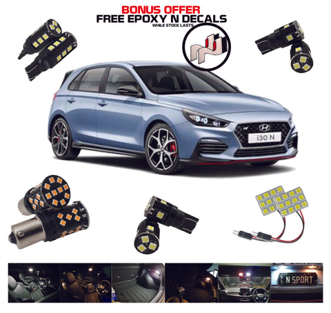 LED Upgrade Complete Kit for Hyundai I30 N