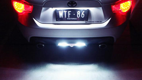 LED Reverse Light Upgrade Kit - 86 GT, GTS and BRZ - Street FX Motorsport & Graphics
