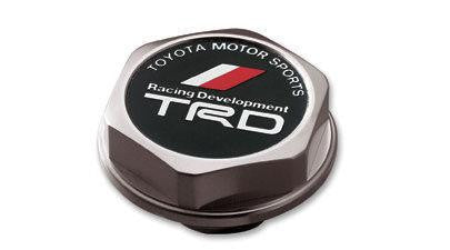 Genuine Toyota TRD PTR04-12108-02 Forged Billet Aluminum Oil Cap - Street FX Motorsport & Graphics
