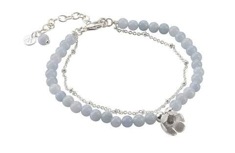 Plant a flower and see it grow bracelet
