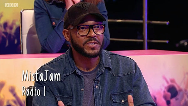 MISTAJAM SPOTTED IN SON OF ZEUS HAND ENGRAVED PYTHON T-SHIRT