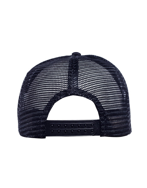 Luxury trucker cap
