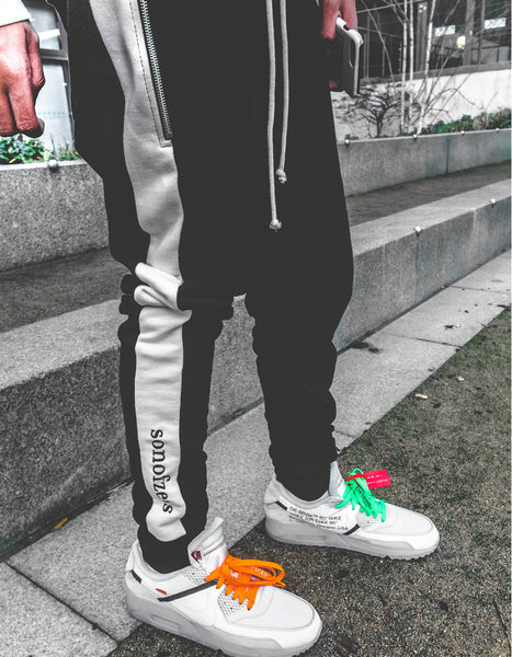 track pants off-white